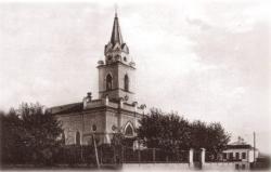 Римско-католический костел св. Анны