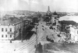 Екатеринбург, перспектива Покровского проспекта