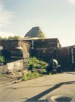 Уктусский Храм Преображения Господня, конец XX века. В таком виде он был возвращен прихожанам