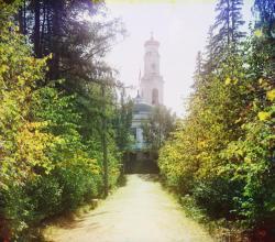 Екатеринбург. Вознесенская церковь